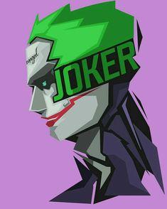 HD wallpaper: animated photo of DC character Joker, DC Comics, Batman, Bosslogic Marvel Vs Dc Comics, Joker Dc Comics, Arte Dc Comics, Anime Comics, Hq Dc, Joker Wallpapers, Batman Universe, Comics Universe, Im Batman