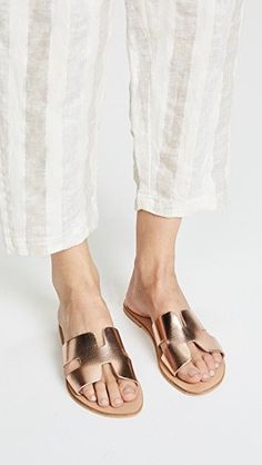 9e78642134 51 Best Slippers images in 2018 | Sandals, Loafers & slip ons, Shoes ...