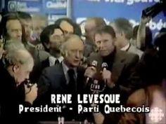 ▶ René Lévesque - Québec Indépendant Libre - YouTube Teaching Resources, Teaching Ideas, Premier Ministre, French Resources, Teacher Notebook, Canadian History, Canada, Languages, Feelings