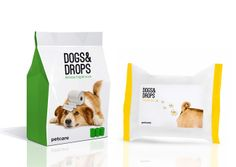Dogs&Drops (Student Work) on Packaging of the World - Creative Package Design Gallery