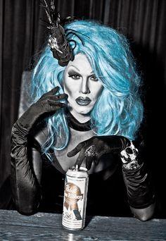 Sharon Needles (Aaron Coady) [RuPaul's Drag Race, Season 4]