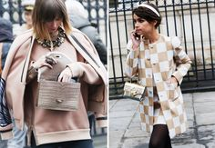 HAUTE COUTURE STREETSTYLE | My Daily Style en stylelovely.com