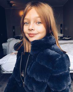 Anna Pavaga was born on November 2009 in Saint Petersburg, Russia. Cute Baby Girl Images, Baby Love, 9 Year Old Model, Ashley Davis, Anastasia Knyazeva, Anna Pavaga, Russian Models, Young Models, Beautiful Children
