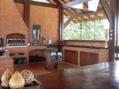 cozinha gourmet fazenda - Pesquisa Google