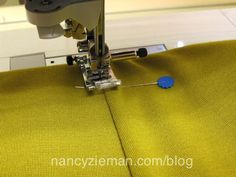 Nancy Zieman Sewing A to Z/How to sew/sewing for beginners | Nancy Zieman Blog