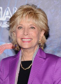 Andrea Mitchell Hairstyle | leslie stahl photos image search results