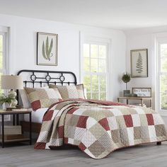 Stone Cottage Rivington Quilt Set, Full/Queen, Beige *** Click image to review more details. (This is an affiliate link) King Quilt Sets, Queen Quilt, Ashley Home, Laura Ashley, Make Your Bed, Twin Quilt, Outdoor Lounge Furniture, Furniture For Small Spaces, Bedding Collections