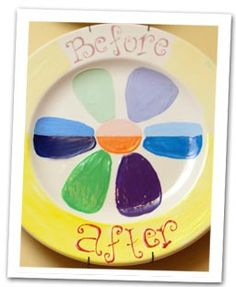 Paint Your Own Pottery Ideas | how it all works