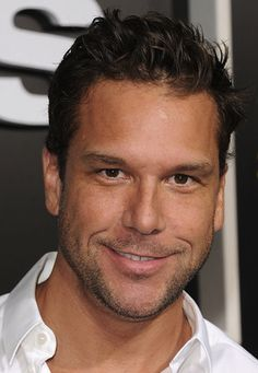 Dane Cook. Smithback? He's got the sarcasm & comedic timing. He's a hottie but he's rough around the edges enough to be somewhat unappealing and annoying.