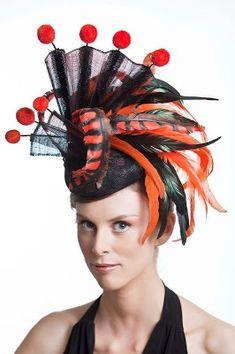 Hats Have It: Viktoria Novak Designs