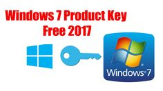 We will show you Windows 7 product key free 2017. Windows 7 is the most used operating system which is released in back July 2009. If you want to reinstall or repair Windows 7 for your PC then you need have Windows 7 product key or serial key. #windows7productkey #activatewindows7