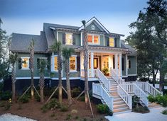 20+Cozy+Beach+Style+House+Exteriors+to+Inspire+You