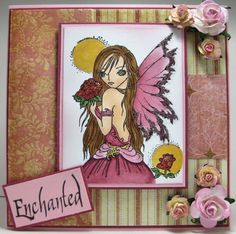 Enchanted by StampynWife - Cards and Paper Crafts at Splitcoaststampers