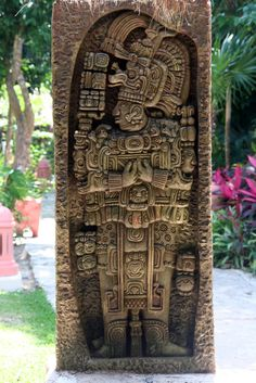 Evidence Of Anunnaki Ancient Aliens In The Bible & World History Explained Mayan Ruins, Ancient Ruins, Ancient Artifacts, Mayan History, Ancient History, Art History, Statues, Maya Art, Maya Civilization