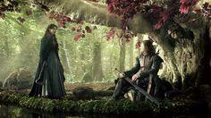Catelyn and Eddard