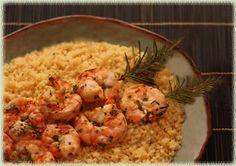 Rosemary-Lime Shrimp Skewers