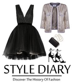 """""""Be a Star Jacket"""" by zipit21 on Polyvore featuring moda, Alice + Olivia, Stuart Weitzman i Clare V."""