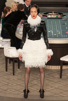 Paris Haute Couture AW15: #Chanel