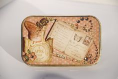 altered altoid tins   Add it to your favorites to revisit it later.