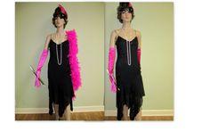 Vintage Sue Wong Flapper Inspired dress by VintageWearTreasures, $175.00