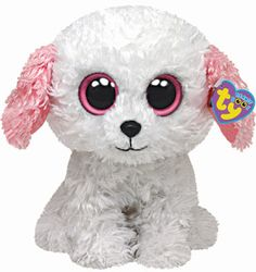 TY Beanie Boos : Diva : Medium Dog
