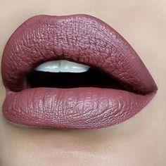 Anastasia Beverly Hills Liquid Lipstick in Veronica Makeup Tips, Beauty Makeup, Eye Makeup, Hair Makeup, Makeup Ideas, Beauty Tips, Makeup Stuff, Flawless Makeup, Makeup Lipstick