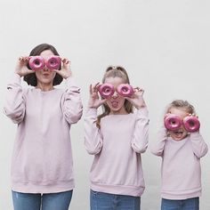 Since June 2016 this formation this weekly image Pennys cheeky face and most-importantly our matching outfits have all contributed to the style that this family is now known for. Its our style. Its us; its what we do - and we love it #allthatisthree #whpmystyle