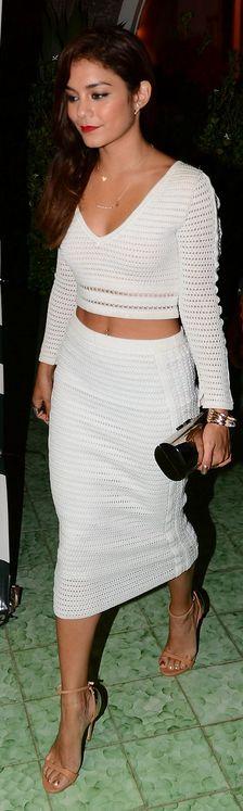 Vanessa Hudgens, es una actriz, cantante, modelo, compositora y diseñadora ...