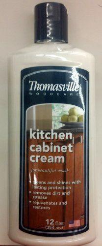 Thomasville Kitchen Cabinet Cream 12 Oz (Pack of 3)