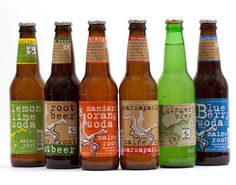 We offer all-natural, fair trade certified Maine Root sodas on draft, fully refillable and at no additional charge.
