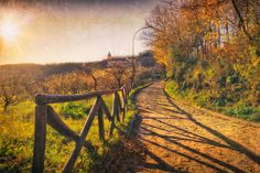 Italy | sunshine morning by Giorgio Galano on 500px