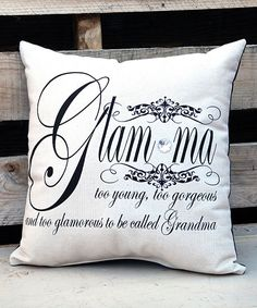 Fun gift idea for a new grandma and for Mother\'s Day gifts! #grandma ...