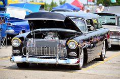 1955 Chevy Nomad custom