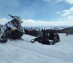 Snowmobile and ATV tours and have over acres of snowmobiling and 200 miles of ATV trails near Steamboat Springs and Leadville Colorado. Experience Colorado backcountry on a ATV or snowmobile tour. Leadville Colorado, Snowmobile Tours, Best Salon, Steamboats, Adventure Tours, Atv, Cool Things To Buy, Train