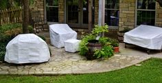 How to Care For Your Wicker Furniture Article: Protective Covers #howto #wicker #furniture @koveroos http://www.wickerparadise.com/how-to-care-for-your-wicker-furniture.html