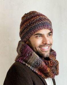 Ideas crochet cowl for men life Crochet Gloves Pattern, Crochet Amigurumi Free Patterns, Crochet Scarves, Crochet Hats, Laine Katia, Knit Hat For Men, Outfits With Hats, Love Crochet, Baby Knitting