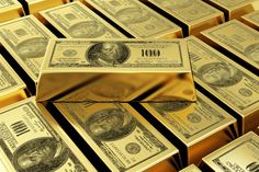 Dollar and gold price ڈالر 158 سونا 76 ہزار روپے تولہ Gold Bars For Sale, Make Money Online, How To Make Money, Gold Bullion Bars, I Love Gold, Gold Reserve, Dollar Money, Money Pictures, Money Stacks
