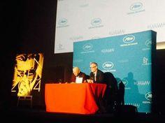 Festival de Cannes 2014 : La conférence de presse sur la sélection