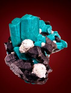 Microcline v. Amazonite Tree Root Pocket, Two Point Claim, Teller County, Colorado