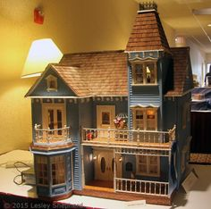 Victorian Doll House Color House Design And Decorating Ideas