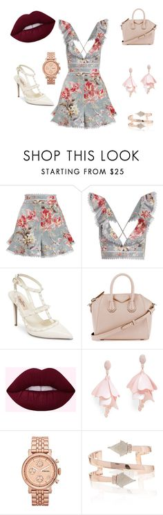 """""""Untitled #6"""" by leen-2017 ❤ liked on Polyvore featuring interior, interiors, interior design, home, home decor, interior decorating, Zimmermann, Valentino, Givenchy and Oscar de la Renta Pink Label"""