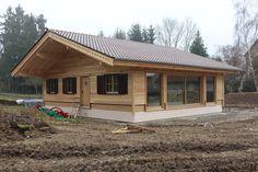 Barn Homes Floor Plans, Cabin Plans, House Floor Plans, Cabin Design, House Design, Mountain House Plans, A Frame House, Log Cabin Homes, Forest House