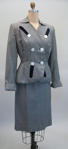 1940's Suit. The jacket is great.......