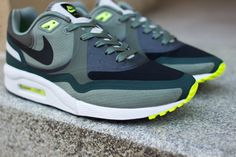 cdab7ad96071 Nike Air Max Light WR – Olive   Dark Green – Black New Nike Shoes