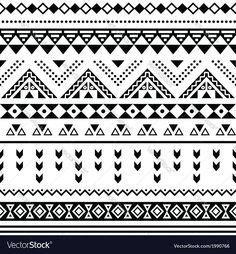 Image result for aztec print detail