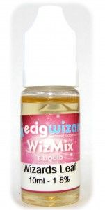 WizMix Tobacco Flavours and the end of ENDS / ECigWizard Vaping Lounge