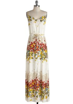 Fanciful Flutter Dress. The graceful movement of this butterfly-printed dress is destined to set your heart aflutter! #multi #modcloth