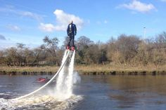 Flyboarding or Jetovator Experience - 2 Locations!