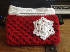 christmas bag/purse for a wee girl  (AT)