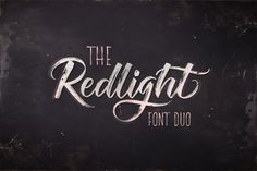 The Redlight Script Free Demo Script is a beautiful typeface coming from Rabittype. This one is created out of natural hand lettering /Volumes/Marketing/_MOM/Design Freebies/Free Design Resources/Rabittype_The-Redlight-Free_211116